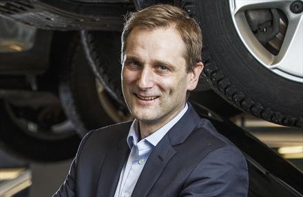 Møller Bil styrker ledelsen av servicemarkedet