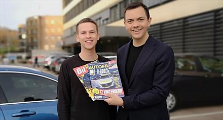 Bilforlaget kjøper Autofil