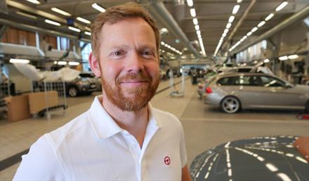 Werksta åpner for å bli bilforhandlernes skadeverksted