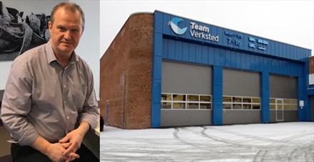 Team Verksted får ny toppsjef og ny styreleder