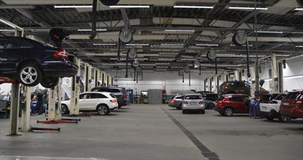 Kontantstøtte: 342 bilbransjebedrifter har fått over 21,8 millioner kroner