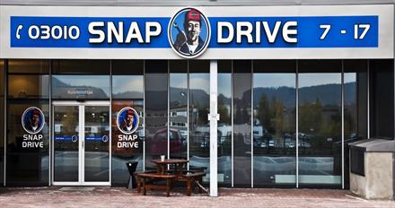Snap Drive kjøper Mekonomen-verksted