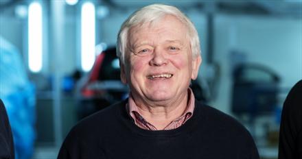 To merkeforhandlere ut av Intakt Bilskade Trondheim