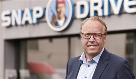 Snap Drive overtar Automester-verksted
