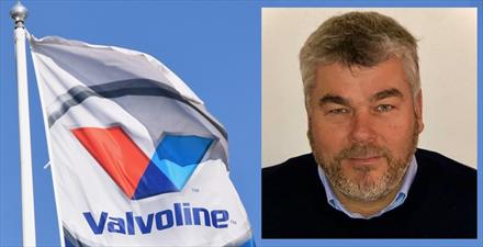 Bertel O. Steen-topp ny Valvoline-sjef
