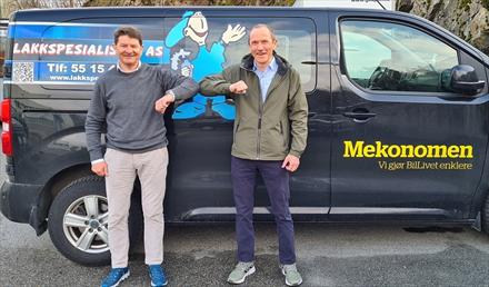 Mekonomen kjøper franchise-virksomheten i Bergen