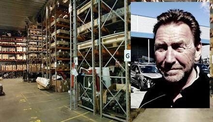 Vant kappløpet om en av Norges største bildemontører