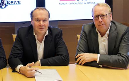 NDS blir storleverandør til Bertel O. Steen