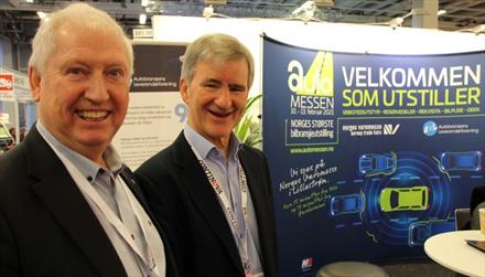 - Automessen skal bli første fysiske bilbransjemesse i Norden etter pandemien