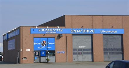 Snap Drive øker inntektene
