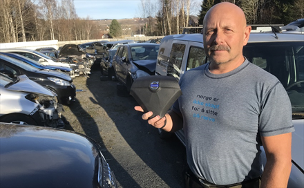 Farlige airbager forsvinner fra markedet